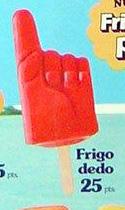 Frigo dedo