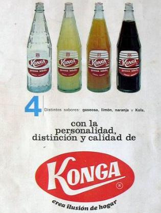 Konga Cola