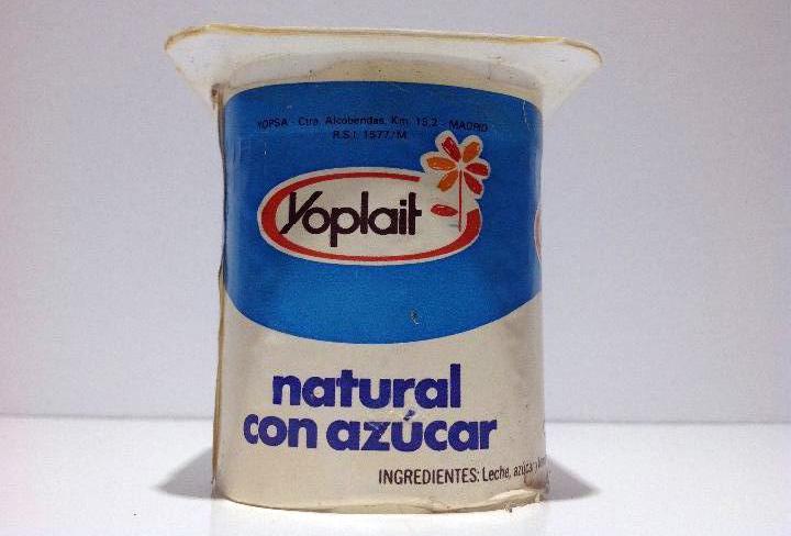 Yogourt Yoplait