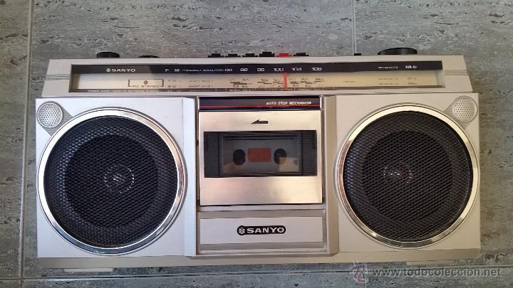 radiocassettesanyo